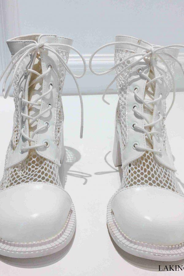 giày boots lưới
