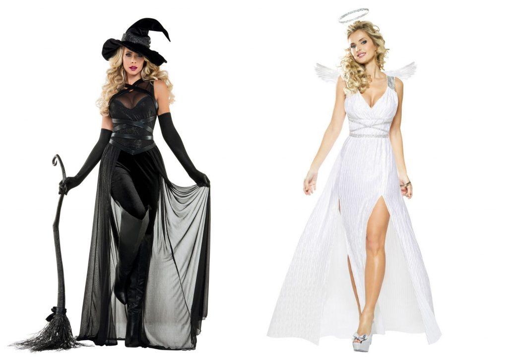 Halloween mặc đồ màu gì??